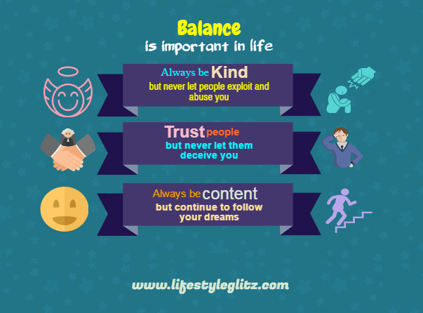 What Does It Mean To Live A Balanced Life