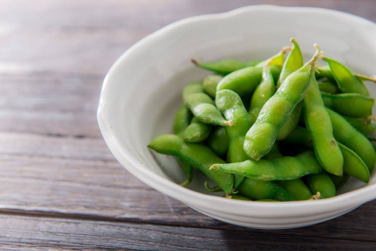 Lifestyle Glitz - Health Benefits of Edamame