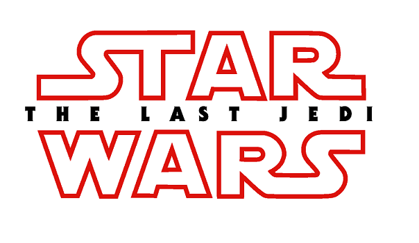 Lifestyle Glitz - Star Wars The Last Jedi logo