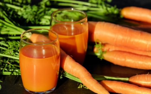 Lifestyle Glitz - benefits of carrots