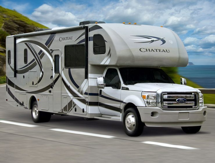Lifestyle Glitz - Luxury RV Rental