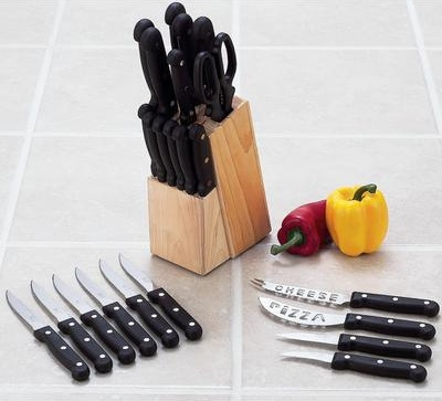 Lifestyle Glitz - kitchen knives
