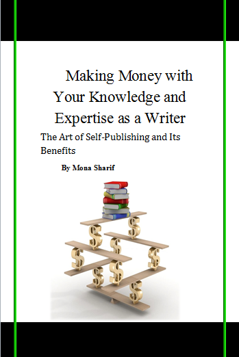 Making Money with Your Knowledge and Expertise as a Writer