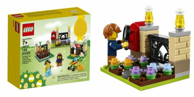 Lifestyle Glitz - LEGO Holiday Easter Egg Hunt Building Kit 2