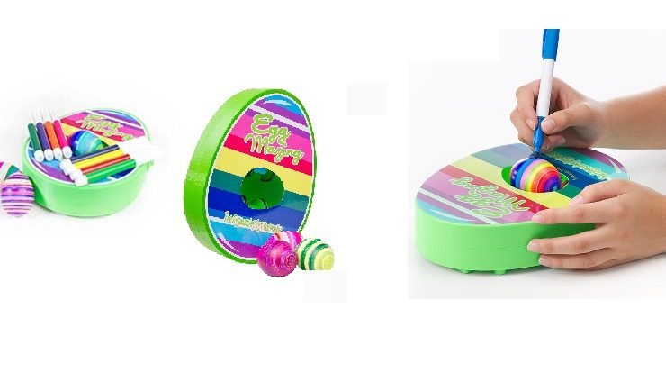 Lifestyle Glitz - Original EggMazing Easter Egg Decorator Kit
