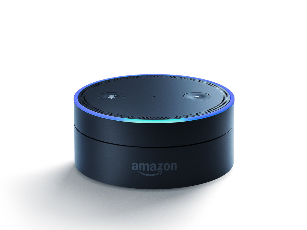 Lifestyle Glitz - Amazon Echo 2