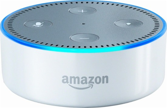 Lifestyle Glitz - Amazon Echo 3