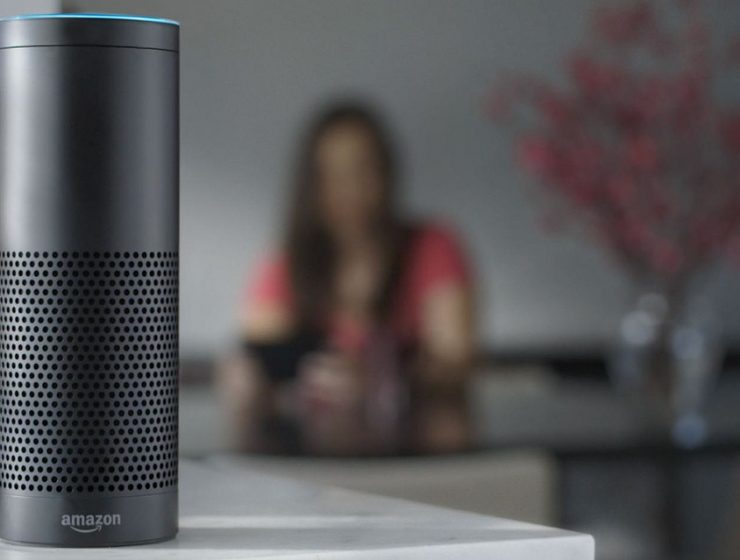 Lifestyle Glitz - Amazon echo