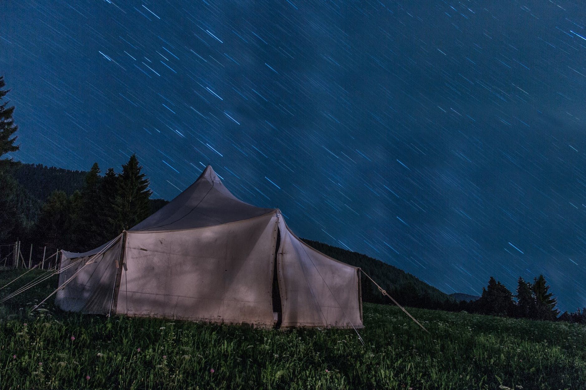 Lifestyle Glitz - Camping in Rainy Weather