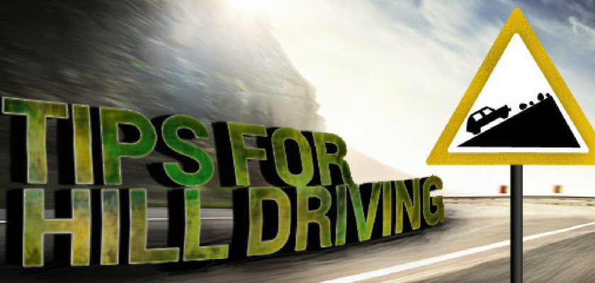 Lifestyle Glitz - Tips for Driving in Hills