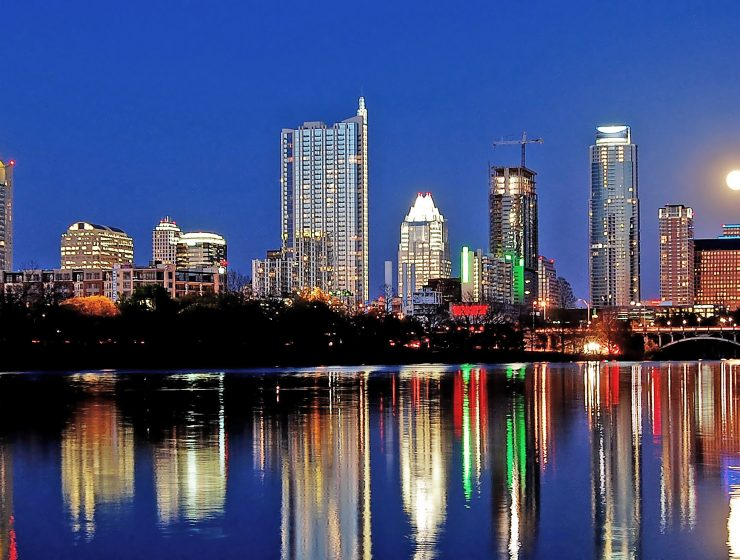 Lifestyle Glitz - Austin City
