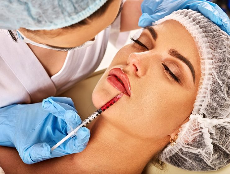 Lifestyle Glitz - opting for dermal fillers