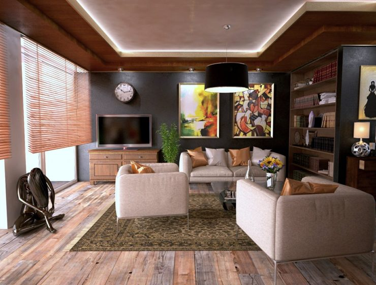 Lifestyle Glitz - home design trends 1