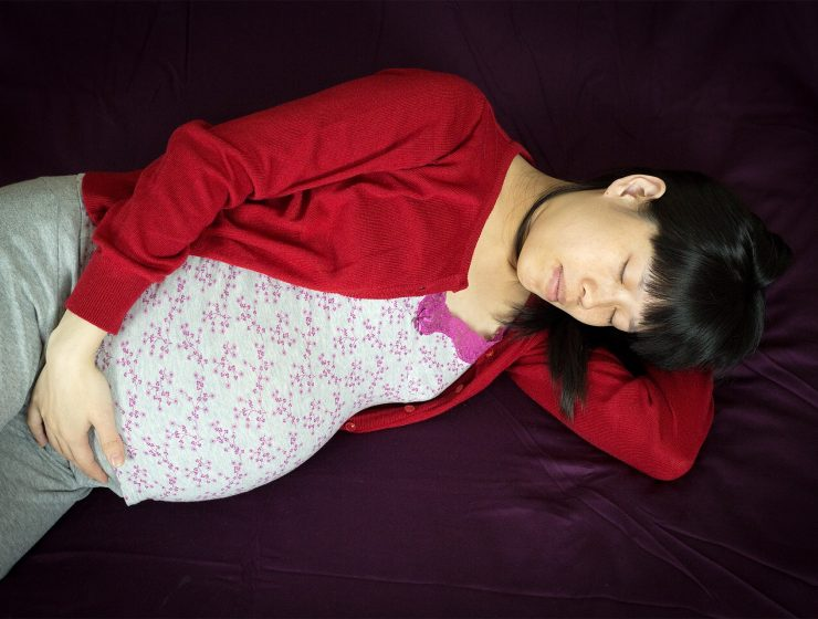 Lifestyle Glitz - good night's sleep when pregnant