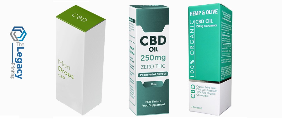 CBD packaging boxes