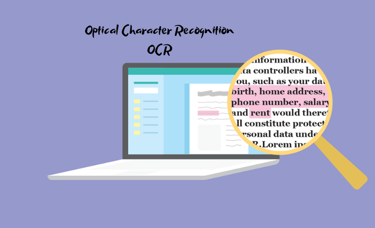 Lifestyle Glitz - Optical Character Recognition OCR